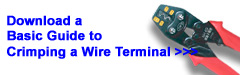 Basic Guide to Crimping a wire terminal
