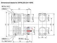 2HPAL225-24-11-DIMENSIONS
