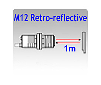 Photoelectric-retro-M12
