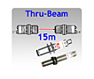 Photo electric-thrubeam-m12/m18
