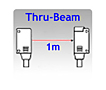 Photoelectric-thrubeam-Ex10-front sensing